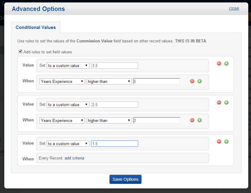 New Feature: Conditional Fields - Knack Blog